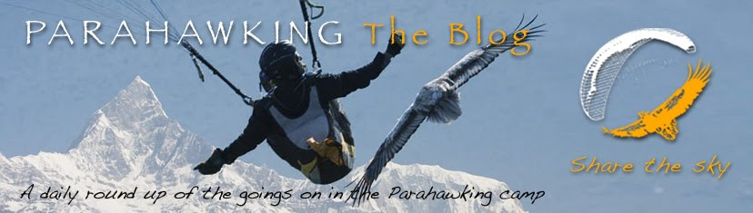 Parahawking - The Blog