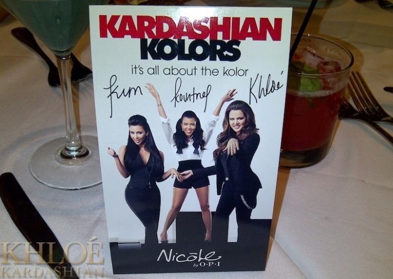 Accessories Fashion Style: Kardashian Kolors Nail Polish Collection