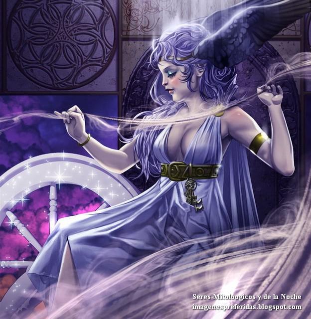 mitología nórdica iii la familia de odín