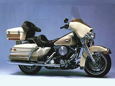 Harley-Davidson FLHTCUI Ultra Classic Electra Glide