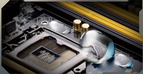 waterproof conformal coating asrock motherboards