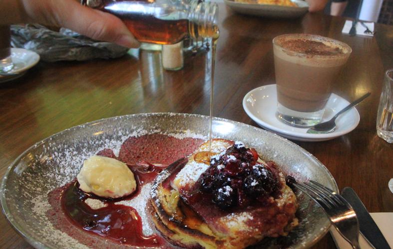 Corner & Bench - Melbourne's Cafes