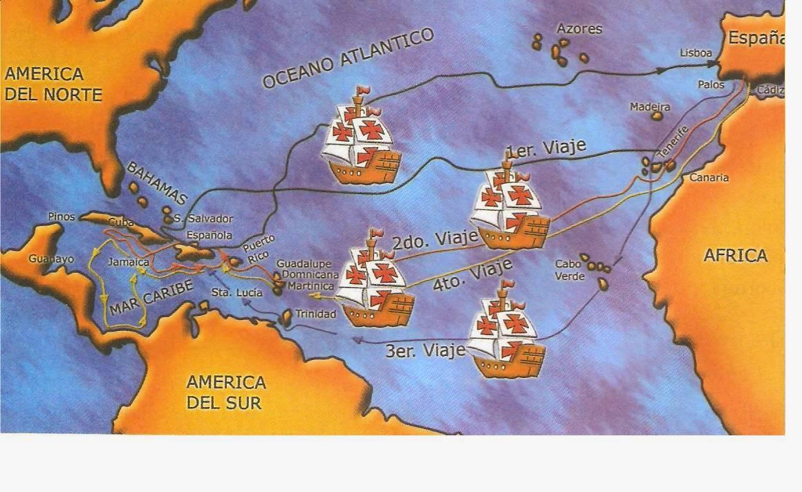 ExpresinVenezuela Descubrimiento de Venezuela o encuentro de dos