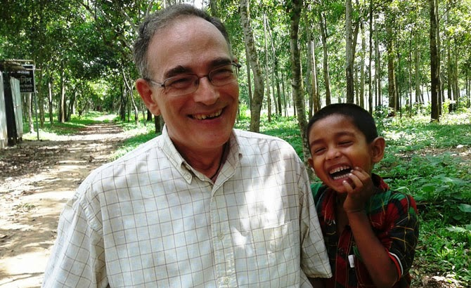 misionero español - Misiones OMP