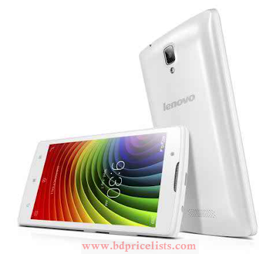 Lenovo A2010 4G Mobile Full Specifications And Price in Bangladesh