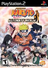 LINK DOWNLOAD GAMES Naruto Ultimate Ninja PS2 ISO FOR PC CLUBBIT