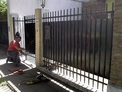 Herreria Zona Oeste Ituzaingo Febrero 2011