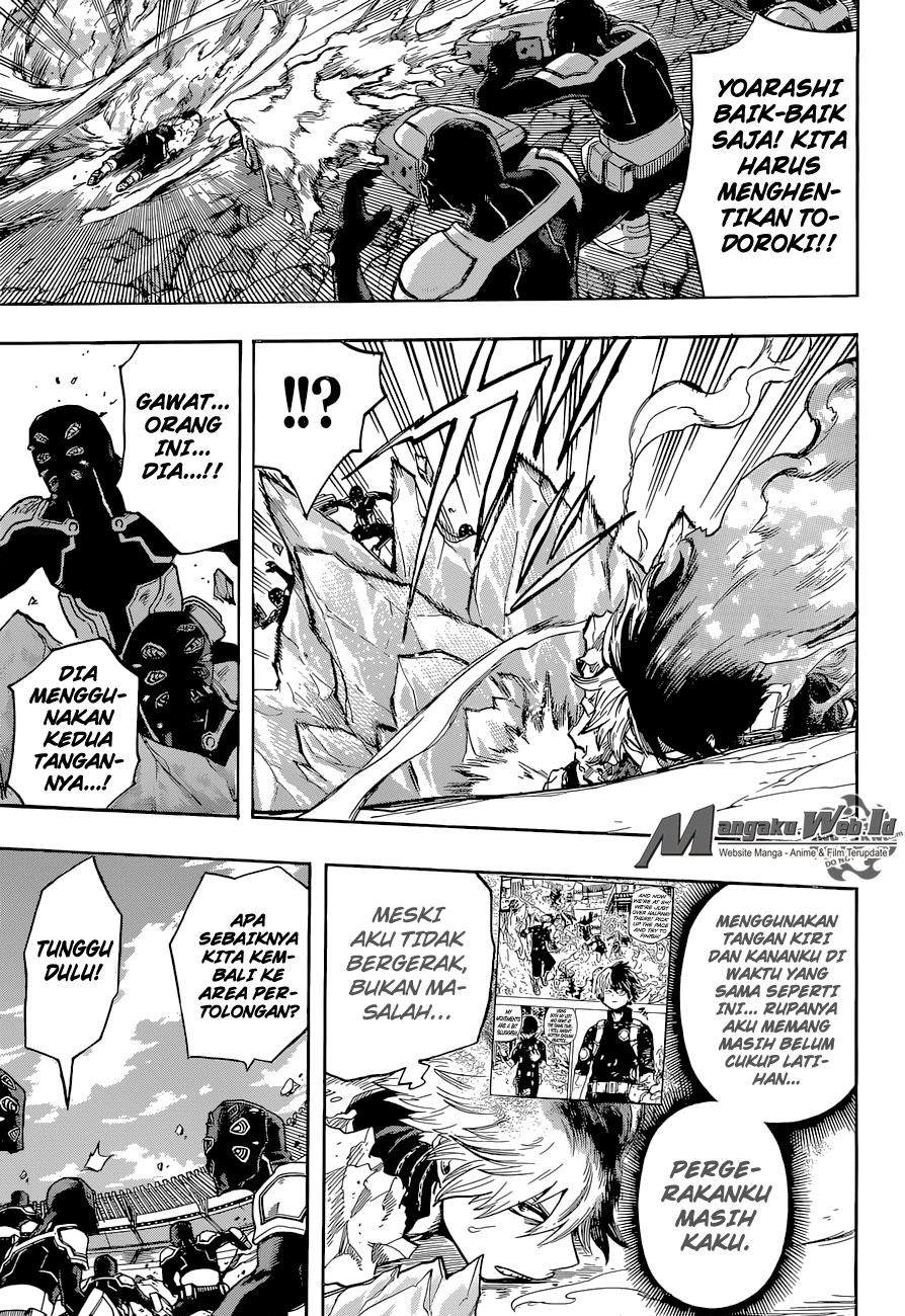 Boku no Hero Academia Chapter 113-3