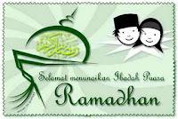Kumpulan SMS Ucapan Selamat Puasa Ramadhan 1434H - 2013