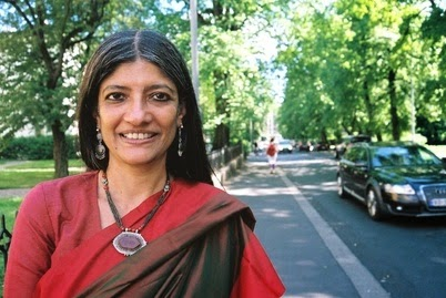 Leftist Indian professor of month