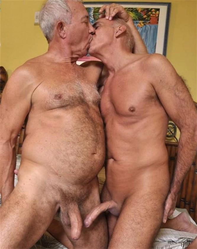 Old Gay Silverdaddy