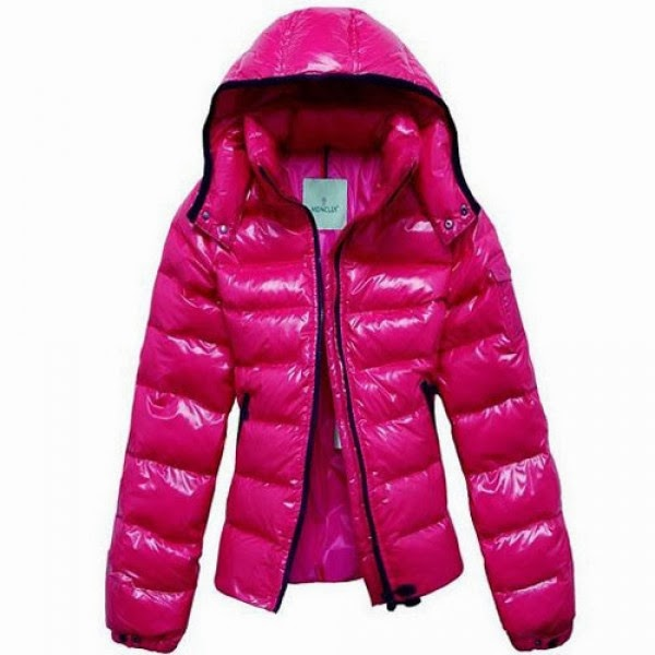 Fashionable and Sports Pink Coat for Winter , Love It
