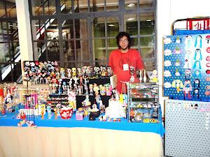 Artefatos em Esposição no Shopping Light - fevereiro 2011