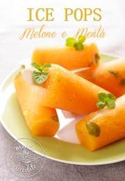 Gelati Melone e Menta