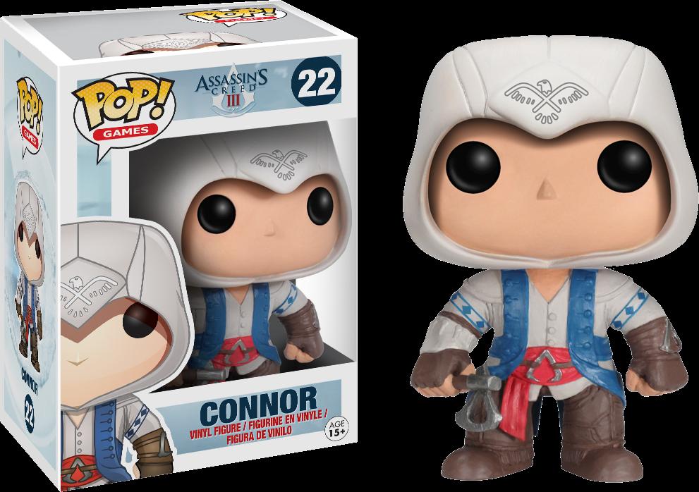 Funko Pop! Connor