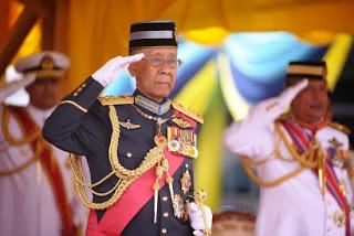 Sultan Kedah Tuanku Abdul Halim Mu'adzam Shah