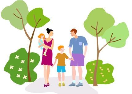 Kasih sayang orang tua terhadap anak