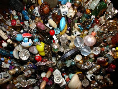 Plastic Charms & Beads at Beyond Junk