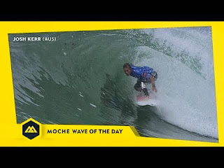 Moche Wave Of The Day - Rd 4 to Final - Moche Rip Curl Pro Portugal 2013