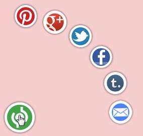 Sassy Social Bookmark for Blogger Blogs
