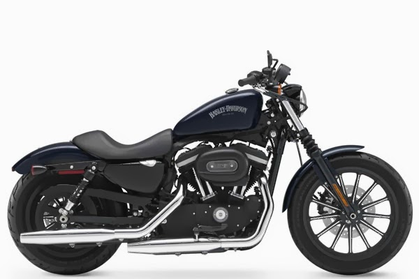 Harley-Davidson Iron 883 Blacked Out | The 10 Best Buys in 2012 Motorcycles