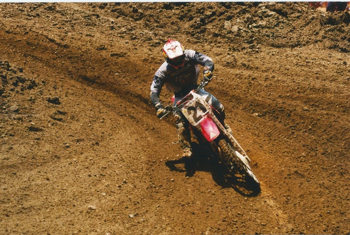 Sebastian Tortelli Budds Creek 2000