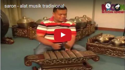 alat musik tradisional alat musik tradisional saron