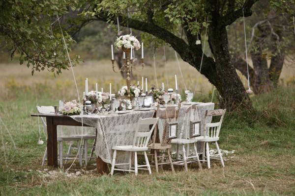 boda en plata y rosa
