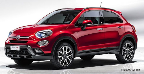 Fiat 500X Cross Opening Edition