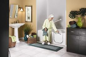 Bathroom for the Elderly