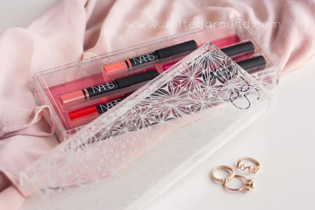 nars digital world lip pencil set coffret