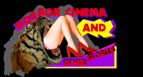 HORROR CINEMA AND OTHER STORIES