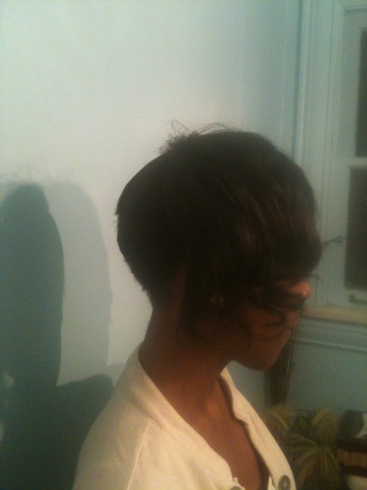 Displaying 19> Images For - Meagan Good Inspired Haircut...