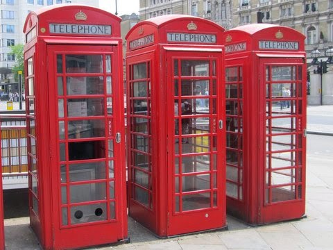 Foto Cabina Telefonica Di Londra : Fotografie di cabina telefonica inglese