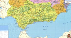 VISOR MAPA DE ESPAÑA