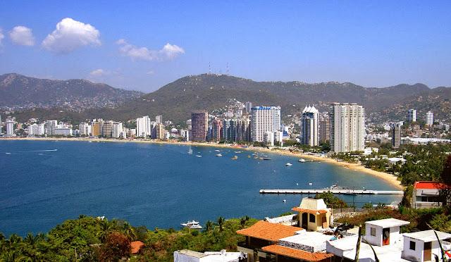 Acapulco, un destino turístico de primera en México