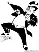 The Penguin Salah Seorang Musuh Bebuyutan Batman Dan Robin