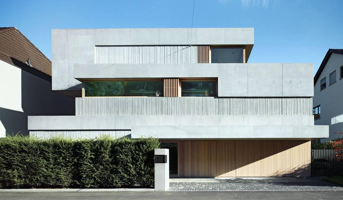 Buchner br ndler architekten a f a s i a - Architekten basel ...