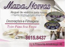 MADA NOIVAS ALUGUEL DE VESTIDOS