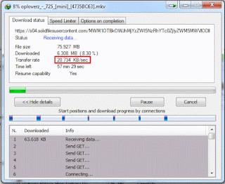 Cara Mempercepat Download Internet Download Manager Yang di Limit
