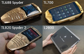 Lamborghini luxury phones and tablet coming soon in Russia