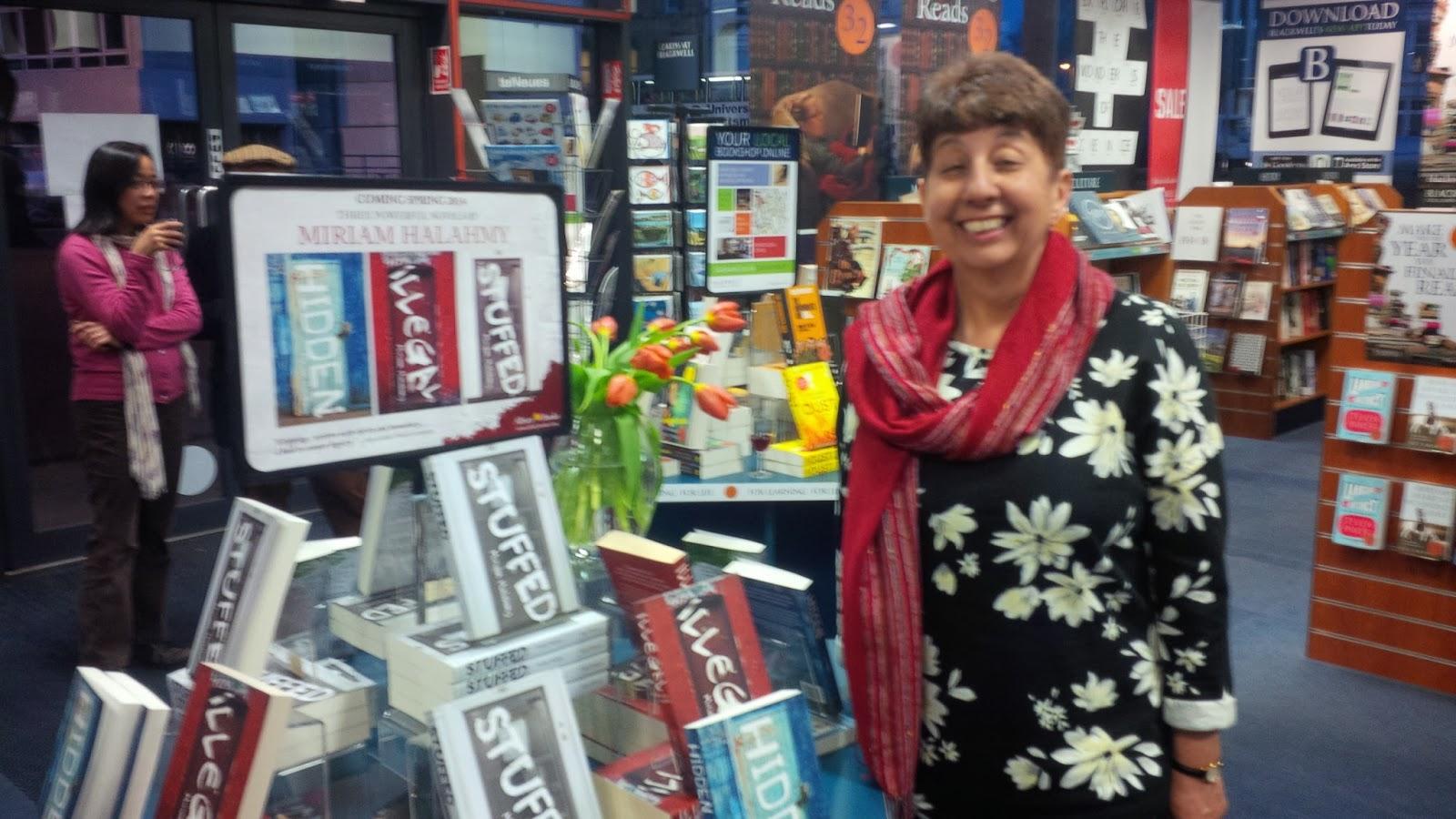 Miriam Halahmy Stuffed Albury Books