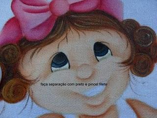 pintar boneca