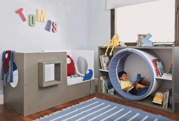Preciosos dise os de dormitorios para los ni os casas decoracion - Habitaciones infantiles ninos 2 anos ...