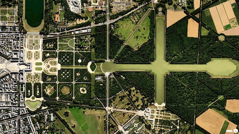 Foto mozzafiato: Francia: Versailles - Palazzo e Giardino di Versailles