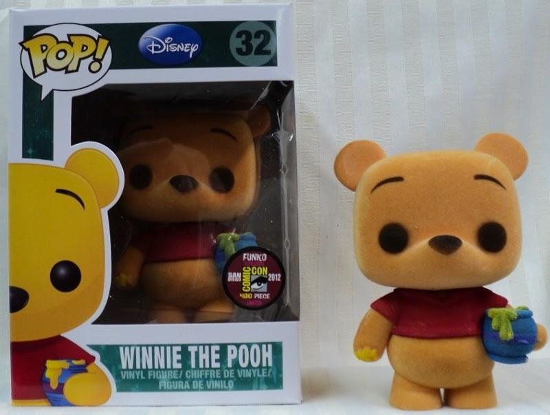 Funko Pop! Winnie The Pooh Flocked