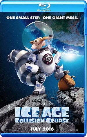 Ice Age Collision Course 2016 HDRip 720p
