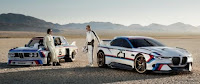 BMW Puma işbirliği
