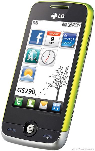 Điện thoại LG Gs290