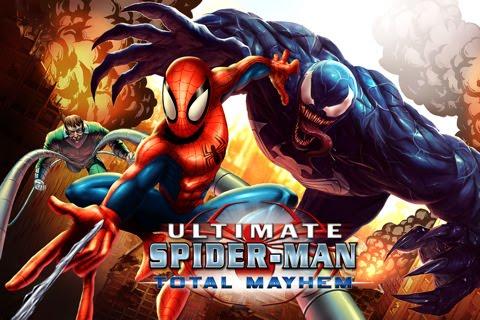 play ultimate spiderman games
